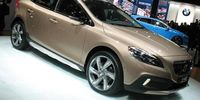 Volvo V40 Cross Country – så mycket kostar den