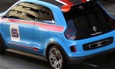 Film: Renault Twingo med mittmotor?