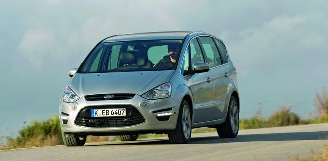 Ford S-Max 2.2 TDCi (2011-)