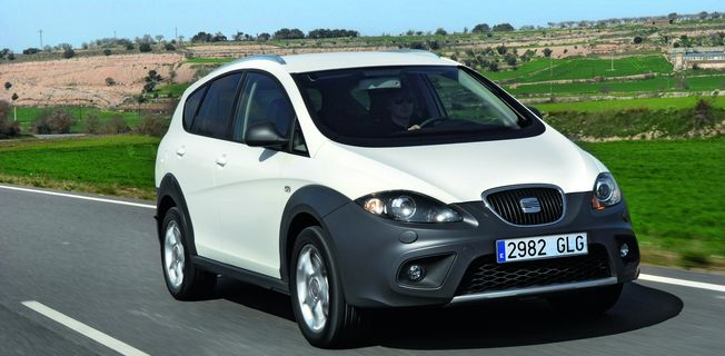 Seat Altea Freetrack 4x4 2.0 TDI (2011-)