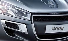 Peugeot 4008 – ersättare för 4007