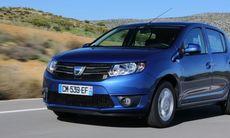 Provkörd: Dacia Sandero 0,9 TCe – håller budgeten?