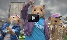 Kia använder dansande hamstrar – igen