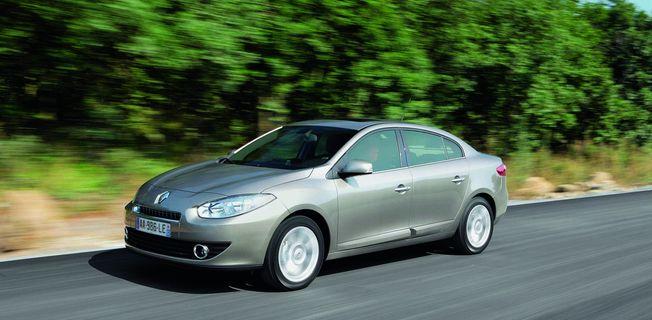 Renault Fluence dCi 90 FAP (2011-)