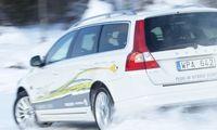 PROV: Vi pluggar in Volvo V70 PHEV