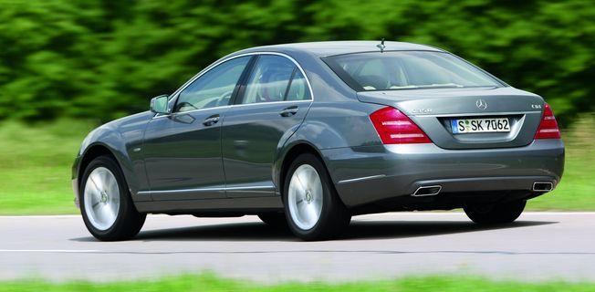 Mercedes-Benz S 350 4-MATIC (2011-)