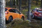 TEST: Mazda CX-5 mot Subaru XV - bättre än kombi?