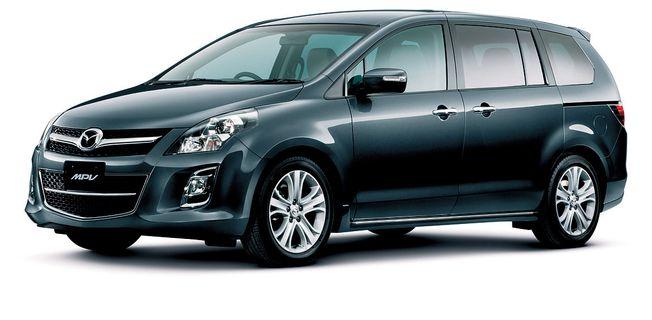 Mazda MPV 2.3 (2011-)
