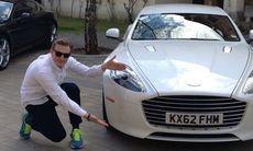 """Aston Martin Rapide S: """"Världens härligaste GT!"""""""