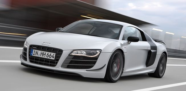 Audi R8 GT 5.2 FSI Quattro (2011-)