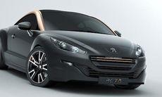 Peugeot RCZ R med 260 hk – kommer nästa år