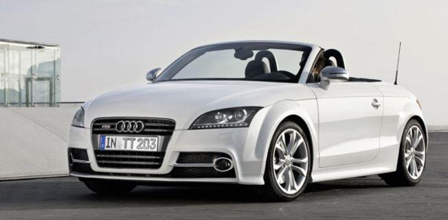 Audi TTS 2.0 TFSI (2011-)