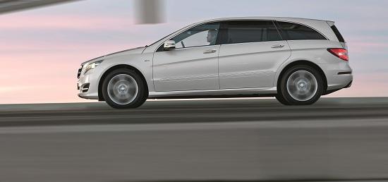 Mercedes-Benz R 350 CDI 4-MATIC lång (2011-)