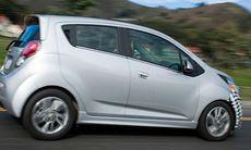 Chevrolet Spark EV – en muskel-elbil