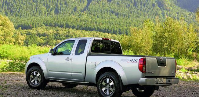 Nissan Frontier 2.5 (2011-)