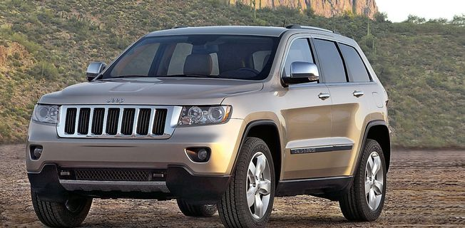 JEEP Grand Cherokee SRT8 (2011-)