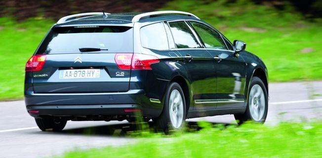 Citroën C5 Kombi HDi 165 FAP (2011-)