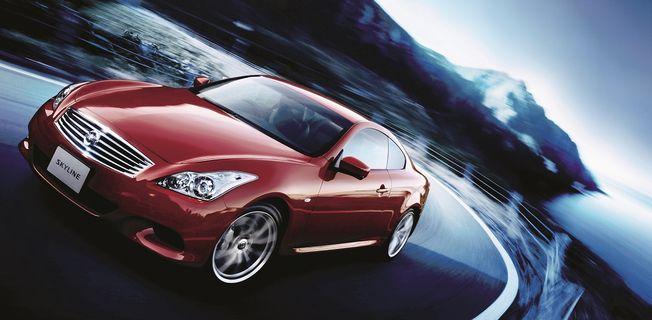 Nissan Skyline 3.7 (2011-)