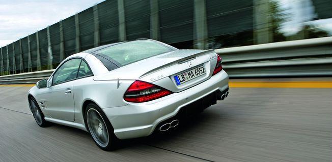 Mercedes-Benz SL 600 (2011-)