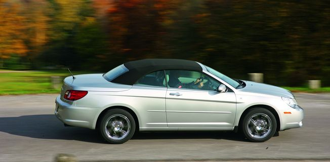 Chrysler Sebring 2.4 (2011-)