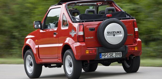 Suzuki Jimny 0.7 (2011-)