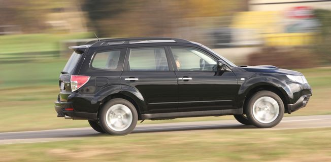 Subaru Forester 2.0D (2011