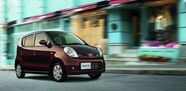 Nissan Moco 0.7 (2011-)
