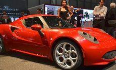 """Alfa Romeo 4C – svenska priser på """"Ferrari light"""""""