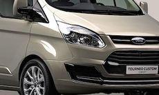 Ford Transit Tourneo Concept – för stora behov
