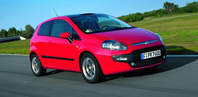 Fiat Punto Evo 1.3 Multijet 16V (2011-)