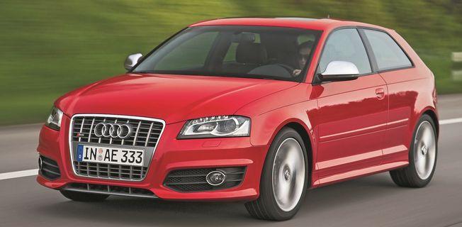 Audi S3 2.0 TFSI Quattro (2011-)