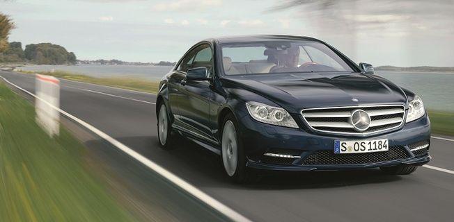 Mercedes-Benz CL 500 4-MATIC (2011-)