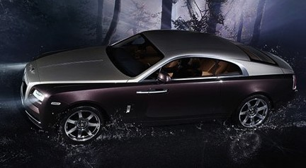 Rolls-Royce Wraith Generva 2013