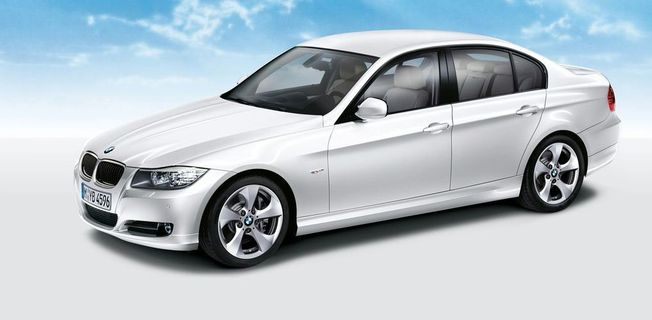 BMW 320d Efficient Dynamics Edition (2011-)