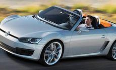 Volkswagen visar mittmotorkoncept i år