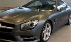 Förhandstitt: Nya Mercedes SL 500