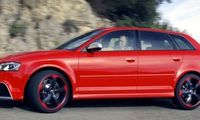 PROV: Lyxprestanda med Audi RS 3