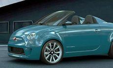 Fiat Bellavista – en stiligare 500C