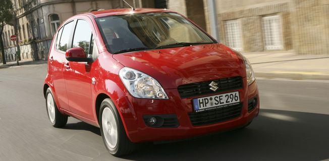 Suzuki Splash 1.0 (2011-)