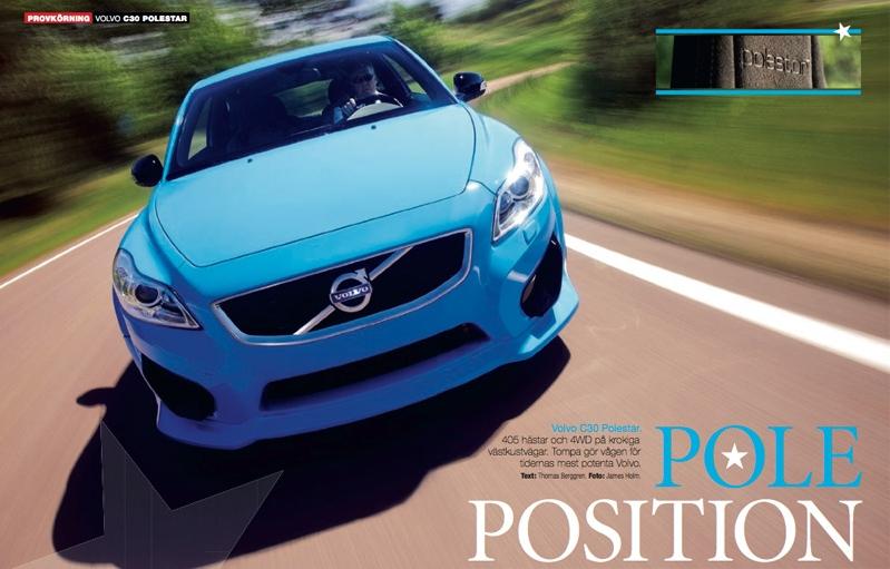 C30 Polestar: Pole Position