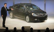 Opel Astra blir Buick Verano i USA