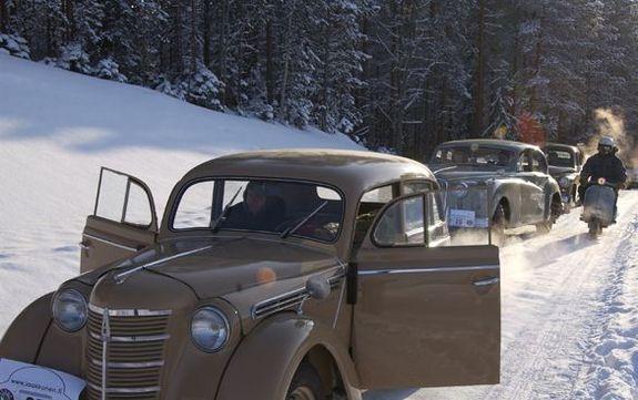 Jubilerande vinterrally!