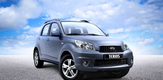 Daihatsu Terios 1.5 4 WD (2011-)