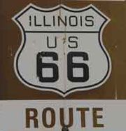 Bodils Route 66-blogg