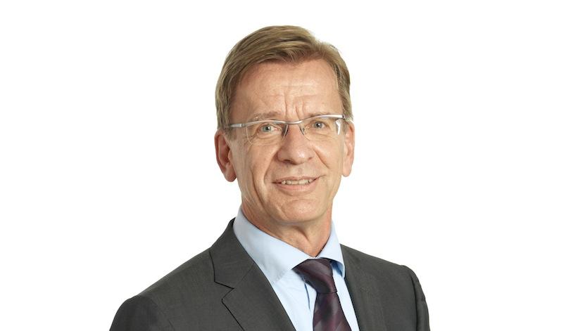 Volvos nye vd, Håkan Samuelsson.