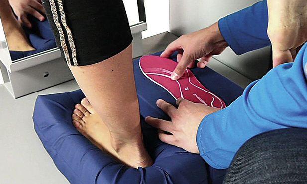 Footbalance vill bli synonymt med sulor - Nyheter - Sportfack 43d06a0280af6