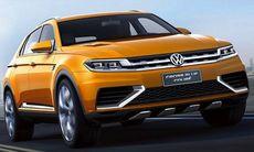 Läcka: VW CrossBlue Coupe Concept