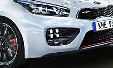 Kia visar sportiga Ceed GT – och nytt suv-koncept
