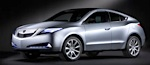 PREMIÄR: Acuras X6-kopia!