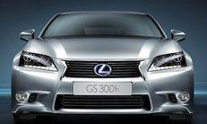 Lexus GS 300h – den nya snålhybriden